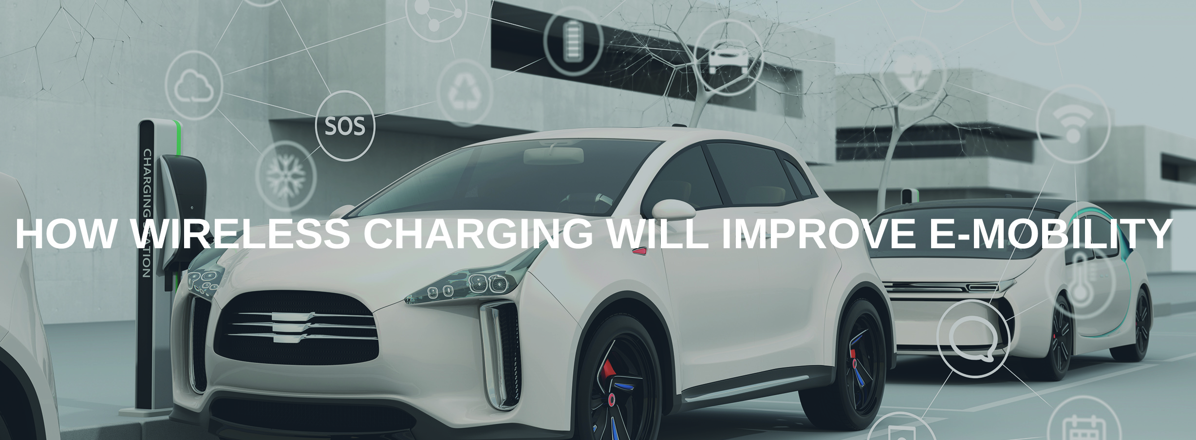 How Wireless Charging Will Improve E-mobility